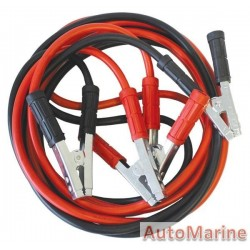 800 Amp Aluminium Core Copper Cladded Jumper Cables