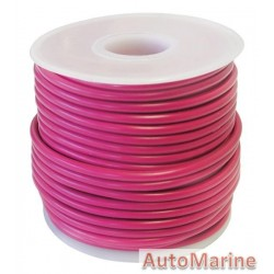 Cable Red 4.00mm - 30M Reel