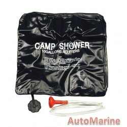 40 Litre Camp Shower with Accessories