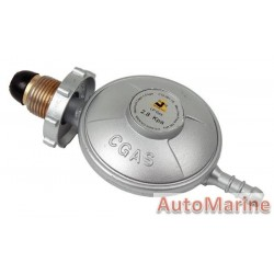 2.8KPA LPG Regulator - Straight