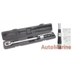 Torque Wrench 40-210Nm Toolco