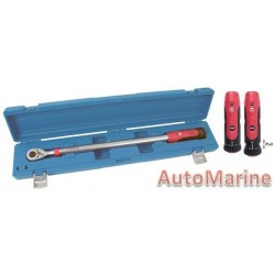 Totrque Wrench Hd 60-340Nm Click Type