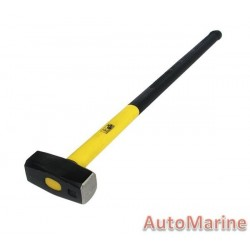 3kg Stoning Hammer Fibreglass Handle