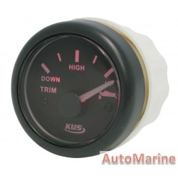 Trim Gauge - 52mm - Black