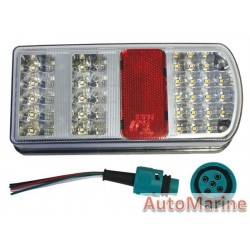 Right Hand LED Tail Lamp - 12 Volt
