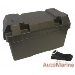 Battery Box  420mm x 200mm x 210mm