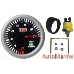 52mm Oil Pressure Gauge