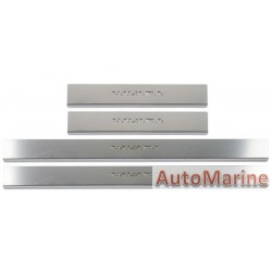 Door Sill Plate Set for Nissan Navara 2015 Onward