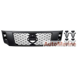 Grille for Nissan Navara 2015 Onward