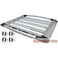Luggage Carrier - Aluminium