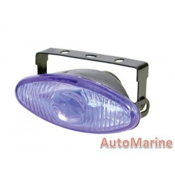 Mini Driving Light Set - Blue