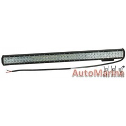 LED Spot Lamp Bar - Double Row - 914mm x 73mm x 107mm - 16200Lm
