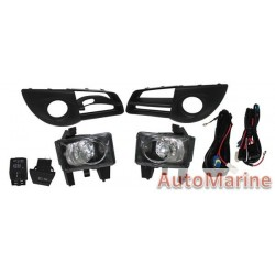 Chevrolet Utility LDV 2012 Onward Spot Lamp Set
