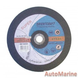 Professional Steel Cutting Disc 230X3X22mm