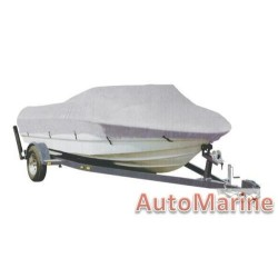 Boat Cover - 17 to 19 Foot - Heavy Duty