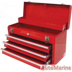 5 Level Toolbox with Sliding Trays