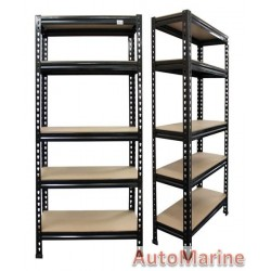 Steel Shelving - 5 Layers - 1.8m Height