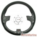 320mm Steering Wheel - Carbon