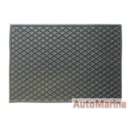 Rubber Mat 52cmX36cmm Diamond 800G