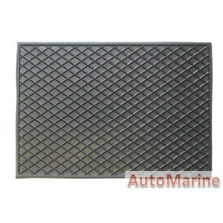 Rubber Mat 52cmX36cmm Diamond 800G