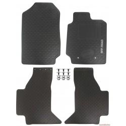Ford Ranger - Rubber Mat Set - OEM Fit