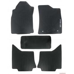 Toyota Hi-Lux Revo - Rubber Mat Set - OEM Fit