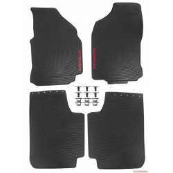 Toyota Corolla 2015-2016 - Rubber Mat Set - OEM Fit