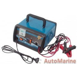 Battery Charger 15 Amp - Manual