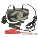 Battery Charger - Automatic 6-12V