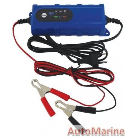 Battery Charger  Intelligent - 08-3.8 Amp 12V