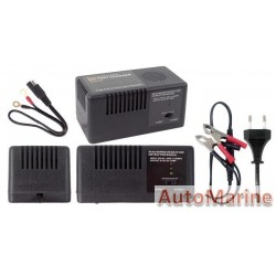 Battery Trickle Charger - 6 to 12V 1 Amp