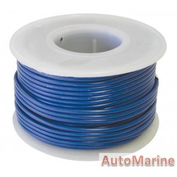 Cable Blue 1.25mm - 30M  Reel