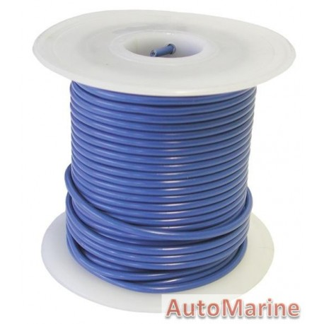 Cable Blue 2.00mm - 30M  Reel