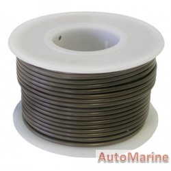 Cable Brown 1.25mm - 30M  Reel