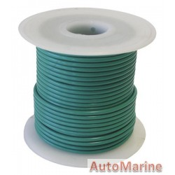 Cable Green 2.00mm - 30M  Reel
