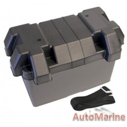 Marine Battery Box - 180mm x 325mm x 200mm