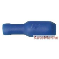 Blue Bullet Terminal - Female  - 10 Pieces