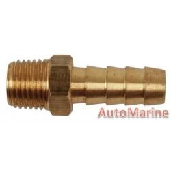 9.5mm Universal Brass Union
