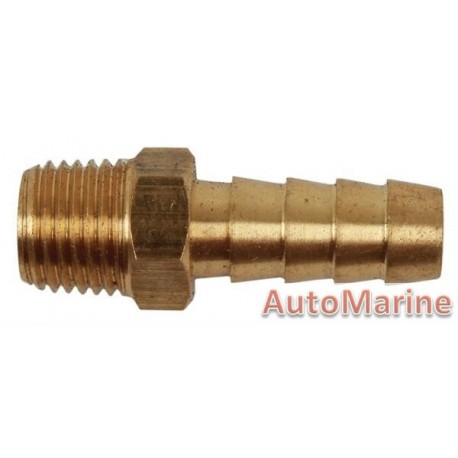 9.5mm Universal Brass Union