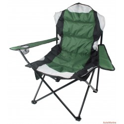 Camping Chair - Heavy Duty - Green