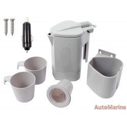 Portable 12 Volt Coffee Maker
