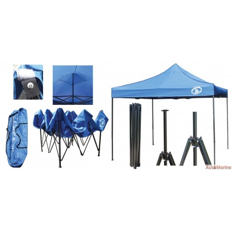 Pop Up Gazebo - 3m x 3m - Waterproof