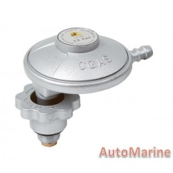 2.8KPA LPG Regulator - 90 Degree