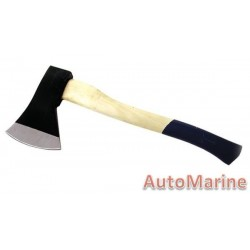 Axe with Wooden Handle - 35cm