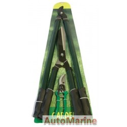 3 Piece garden Shears Set
