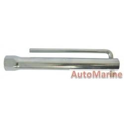 21mm x 200mm Tube Plug Spanner