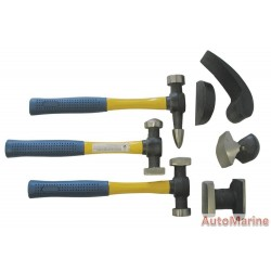 7 Piece Panel Beating Kit