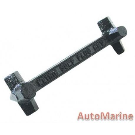 8mm Male Sump Plug Spanner