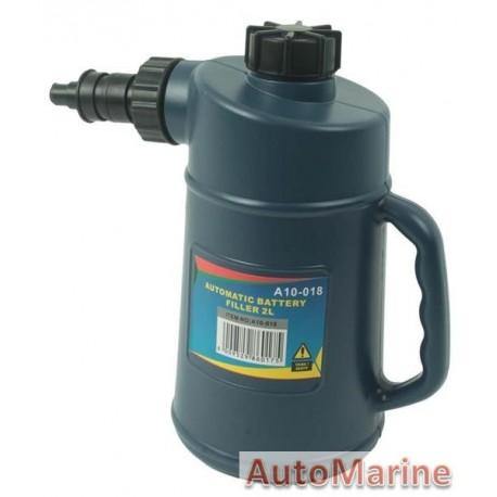 Battery Despenser Bottle 2L Automatic