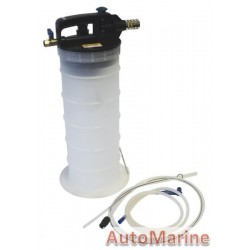 Fluid Extractor - Pneumatic - 5.5Lt